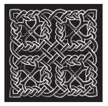 4 Clover Knot
