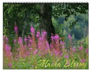 Alaska Blooms Calendar