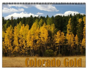 Colorado Gold Calendar