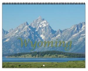 Wyoming Calendar