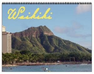 Waikiki Calendar
